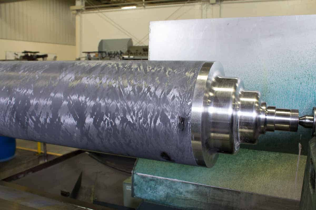 Idler rolls contribute to efficient product or substrate handling