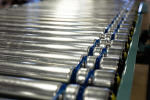 PHC motor driven rollers