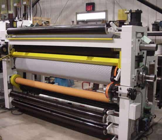 You are currently viewing 4-roll calender machine serves multiple converting applications