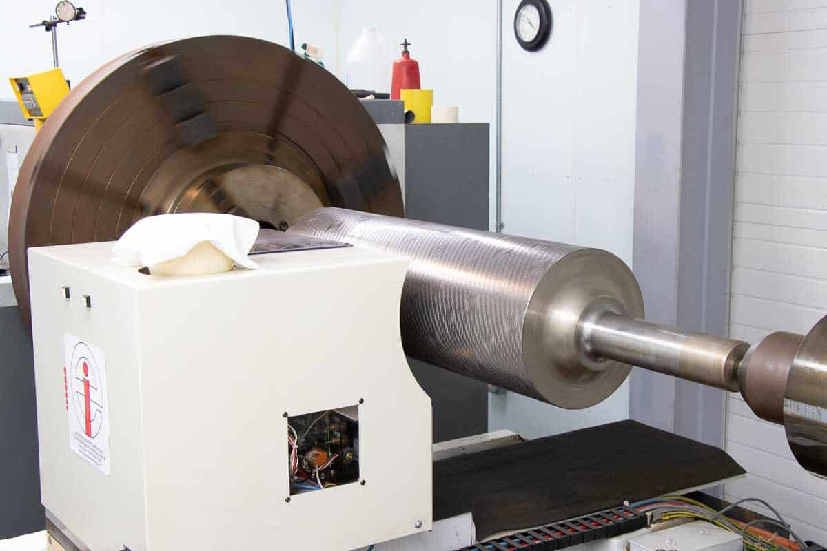 Engraved roll excellence generates quality output for converters