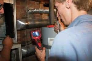Heat exchanger replacement in Green Bay - Healthy Home Heating & Cooling