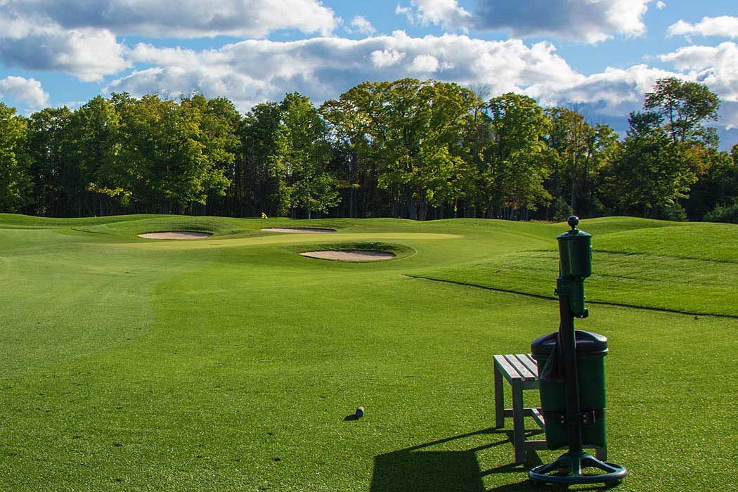 Golf vacations in Door County offer a variety of course designs