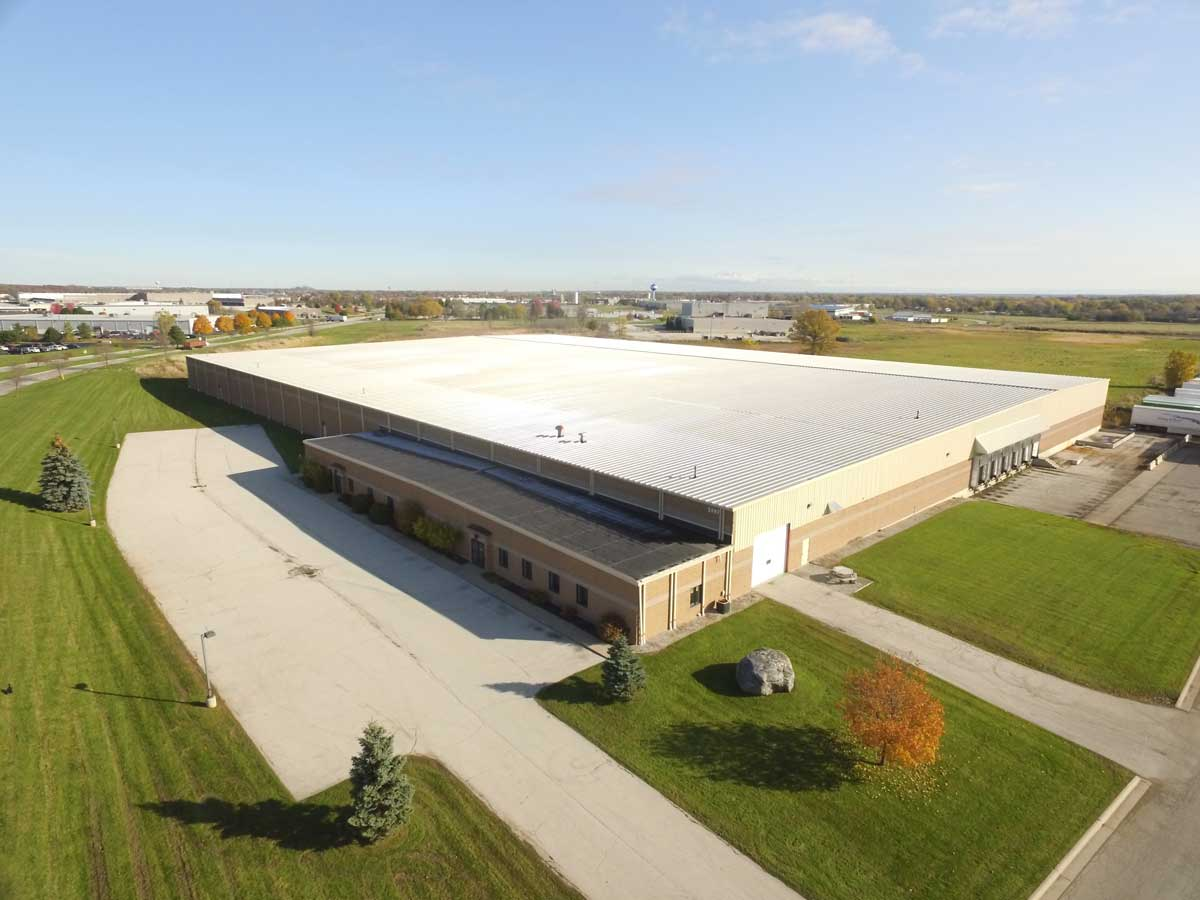 Robinson Metal adds a third facility