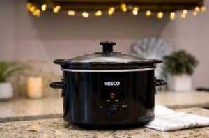 Save time and money with a NESCO slow cooker