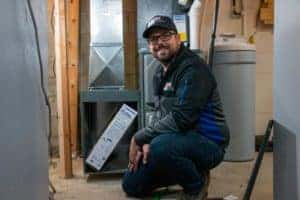 Healthy Home Heating & Cooling furnace maintenance