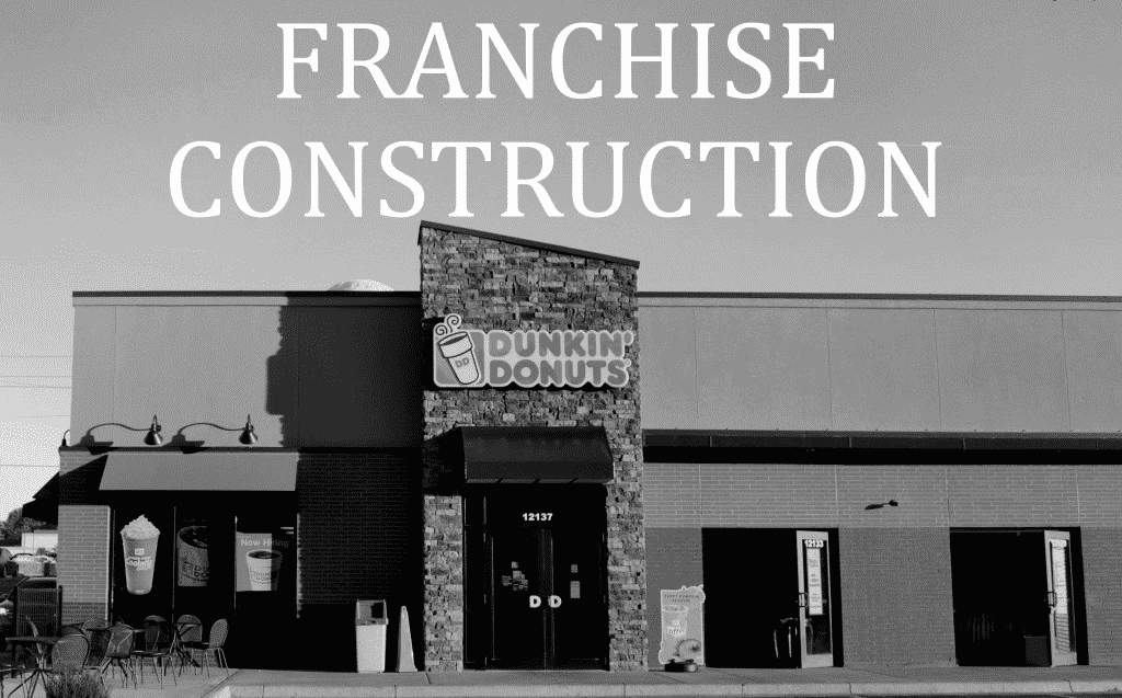 Successful franchise construction management