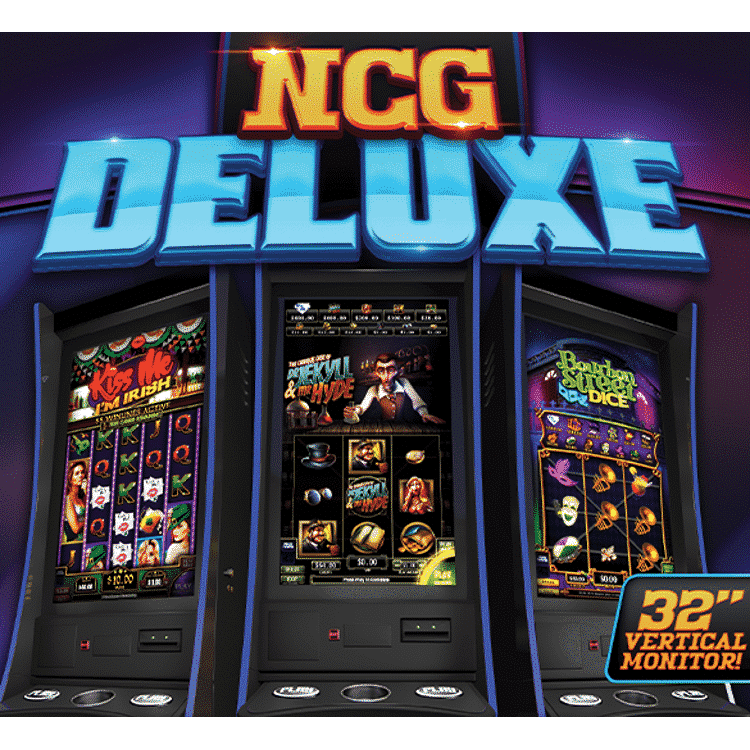 NCG Suite 4 and NCG Deluxe games now available from 8 Line Supply