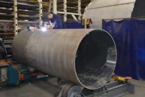 Robinson stainless steel tank fabricators