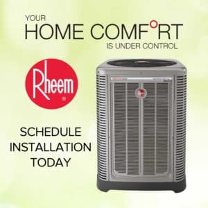 Spring is the best time to replace your central air conditioner