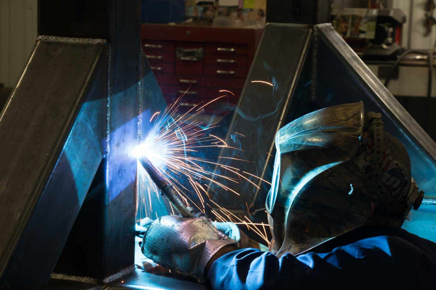 Precise metal fabrication depends on top-level technology