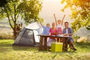 NESCO camping dehydrated food