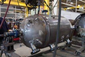 Robinson Metal, Inc. pressure vessel manufacturers