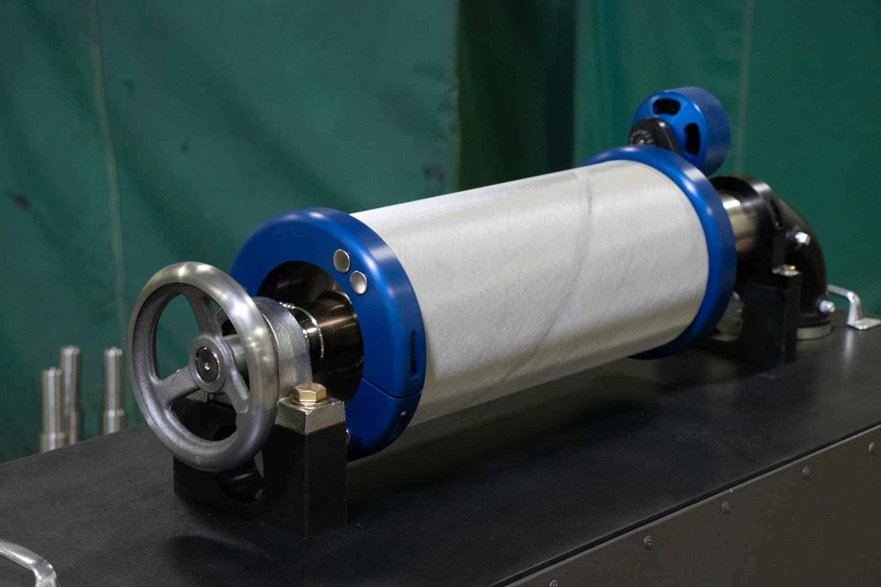 MECA produces high-quality process rolls for packaging