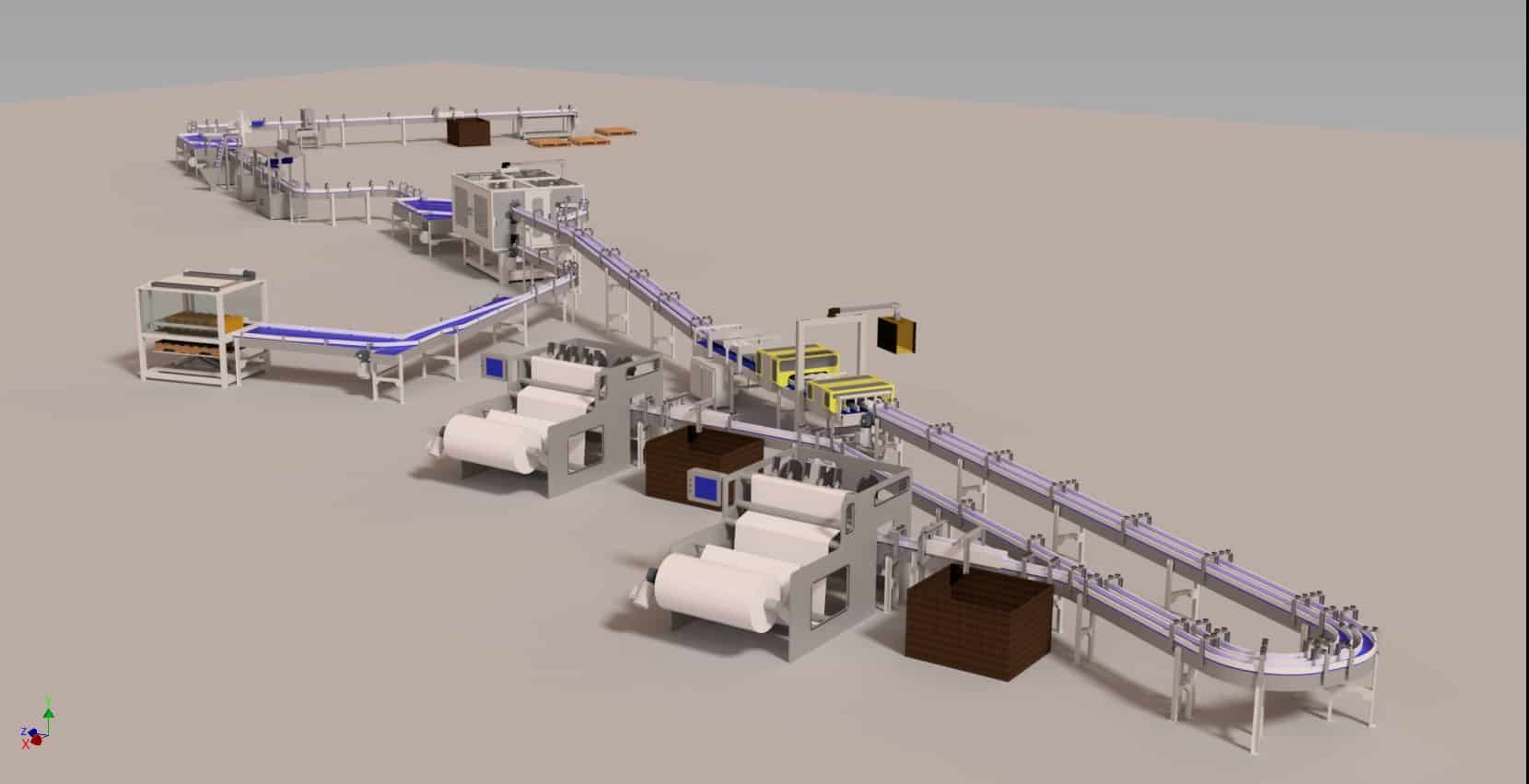 Momentum brand wipes canister loader leads the field in efficiency