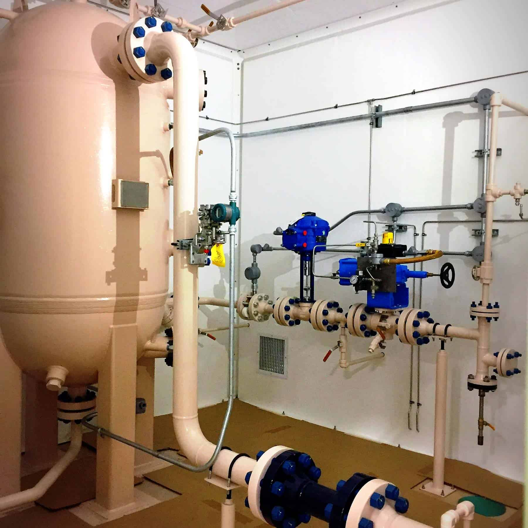 Robinson provides a single-source solution for oil and gas skids