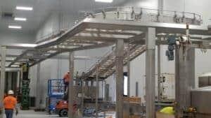Robinson Inc. sanitary conveyors