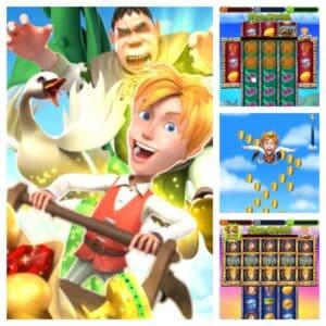 Golden Beanstalk by Borden provides 25-line vertical game fun