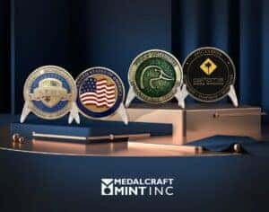 We want your input on how to make your custom challenge coins