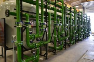 Industrial process piping requires adherence to strict standards