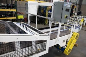 Modular conveyor options offer temporary and permanent solutions