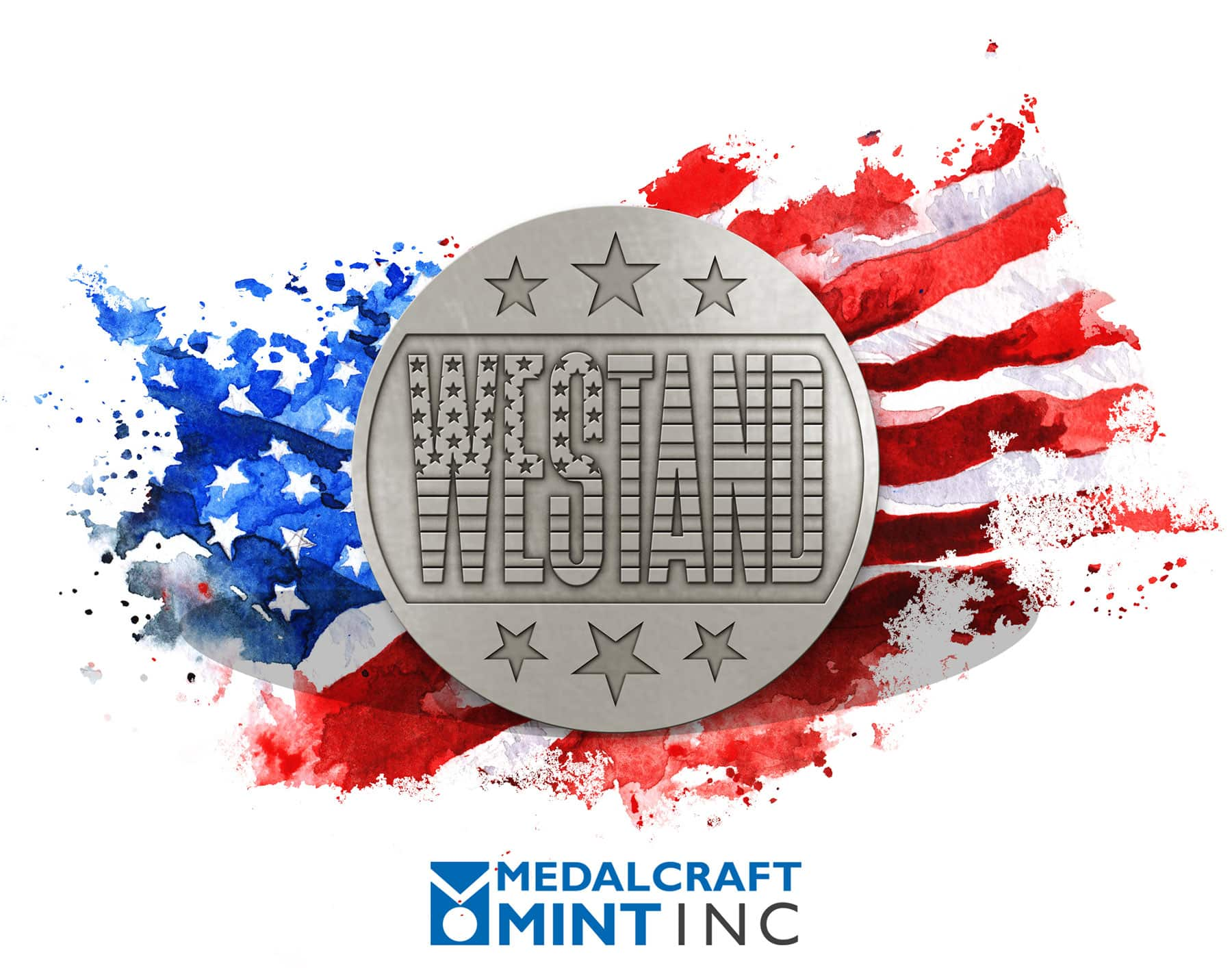 Our opportunity: Answer the need for patriotic pins that are Made in the USA