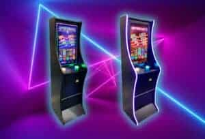 New vertical screen gaming machine models increase attraction