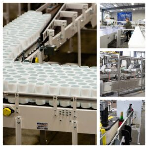 Robinson takes product handling automation to a higher level