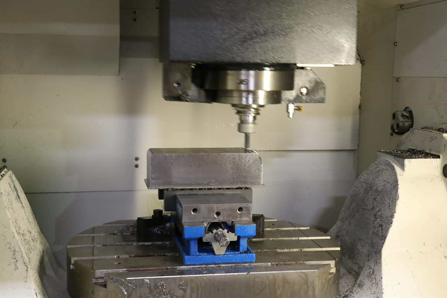 Metal machining helps fabrication projects come to life