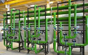 Robinson Inc. pressure vessel fabricators