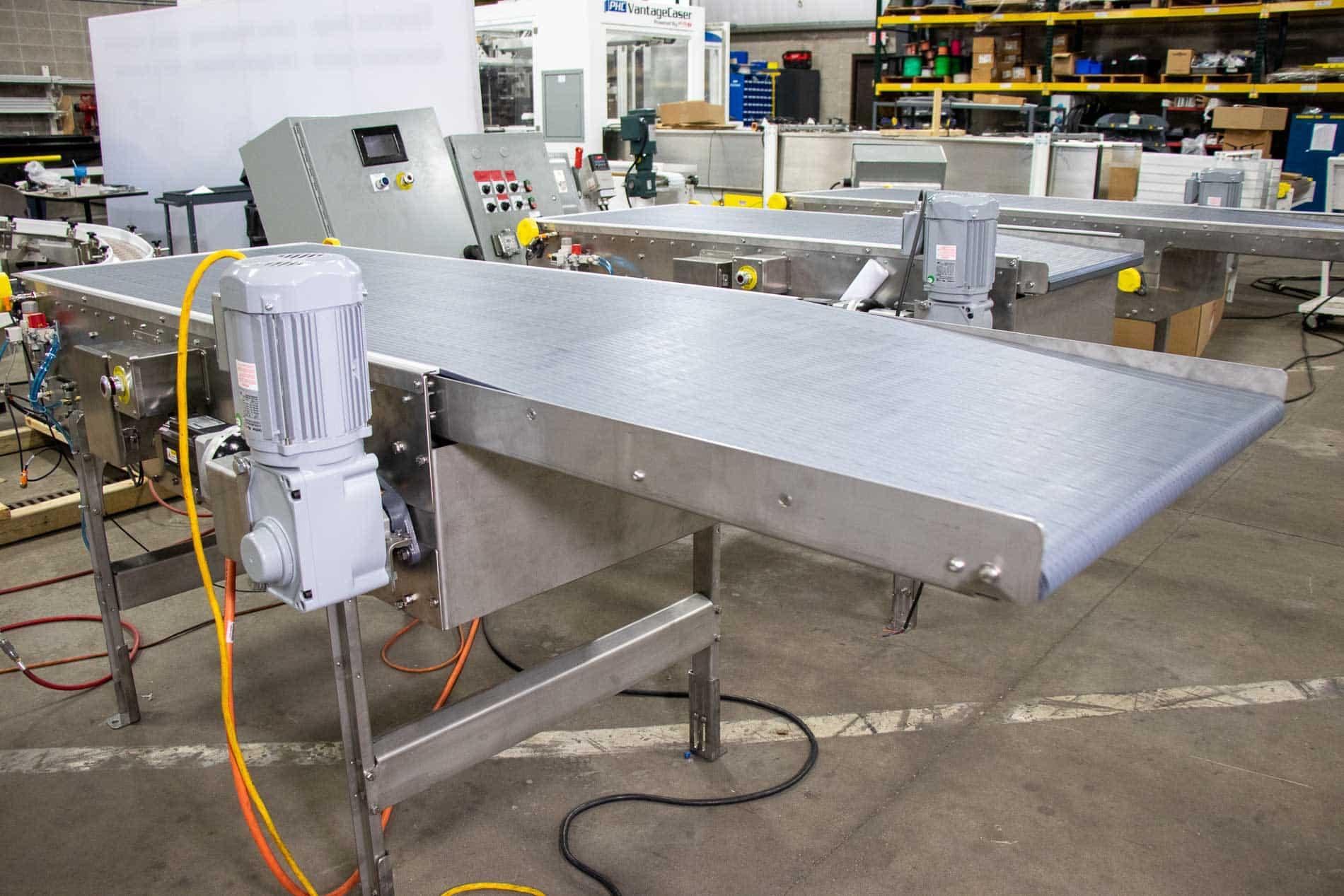 Retractable conveyor creates efficiencies on the plant floor