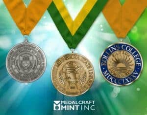 Read more about the article Award medals communicate excellence on multiple levels