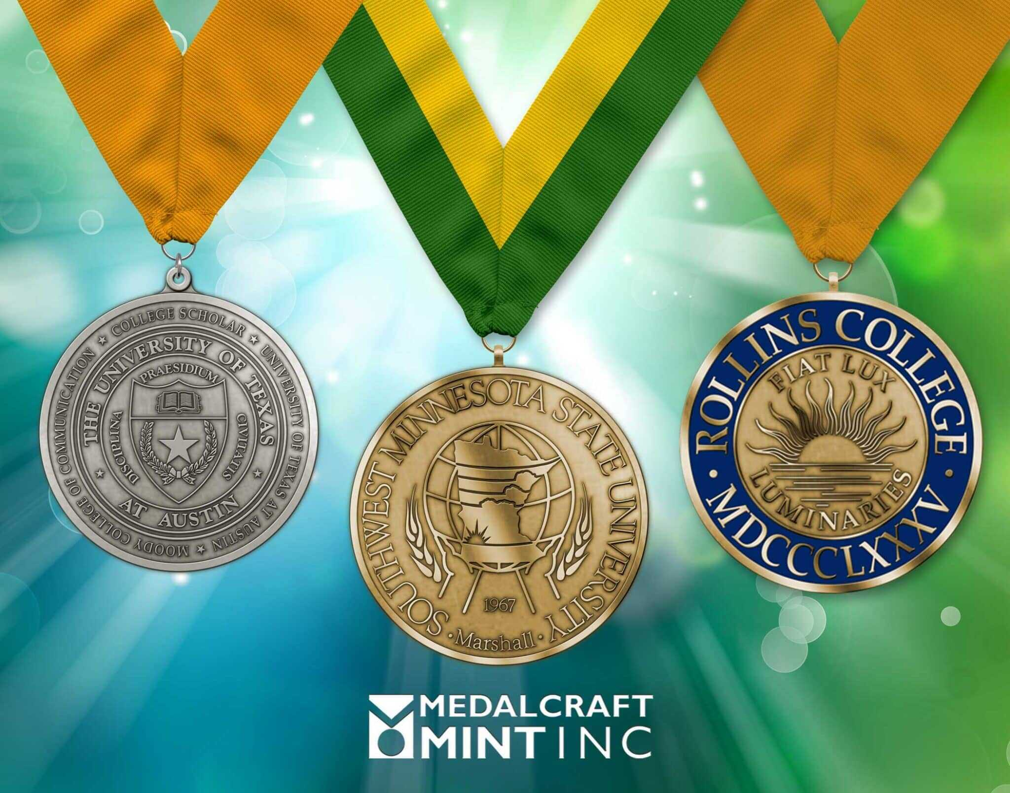 You are currently viewing Award medals communicate excellence on multiple levels