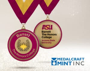 Medalcraft Mint Barrett, The Honors College at Arizona State University
