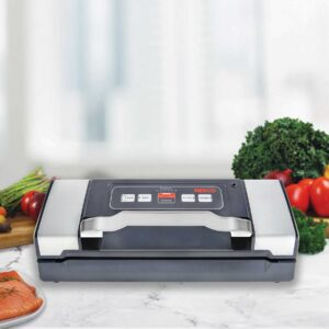 Read more about the article NESCO Launches New Vacuum Sealer