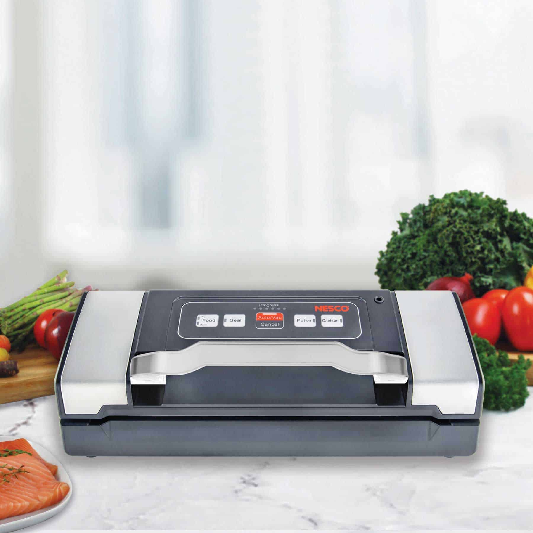 You are currently viewing NESCO Launches New Vacuum Sealer