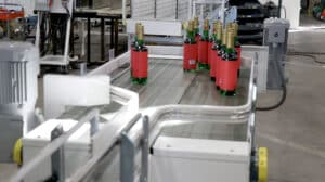 Read more about the article Accumulating conveyors keep products flowing at an even rate