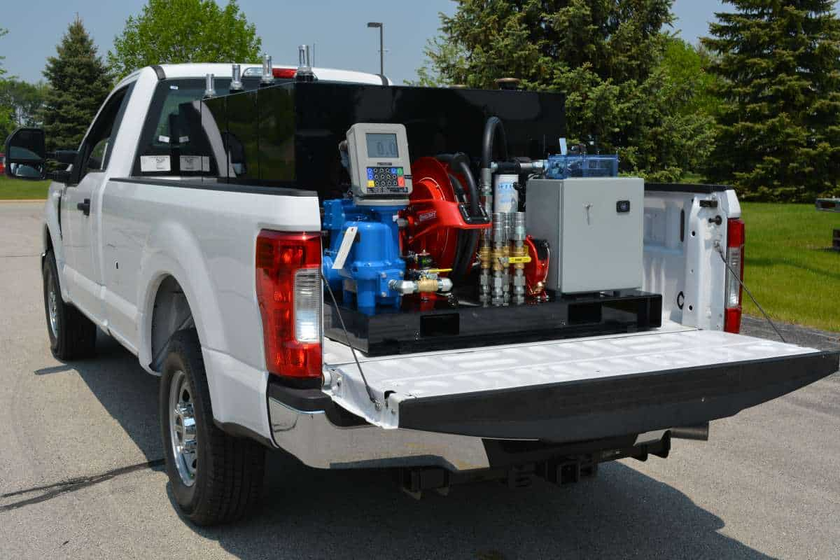 You are currently viewing Robinson's skid-based solution is ideal for mobile fueling service