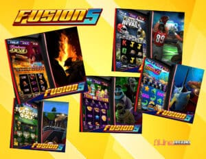 Read more about the article Fusion 5 multi-game from Banilla Games is now available