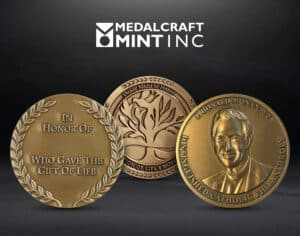 Read more about the article Give your donor network medals a distinctive touch