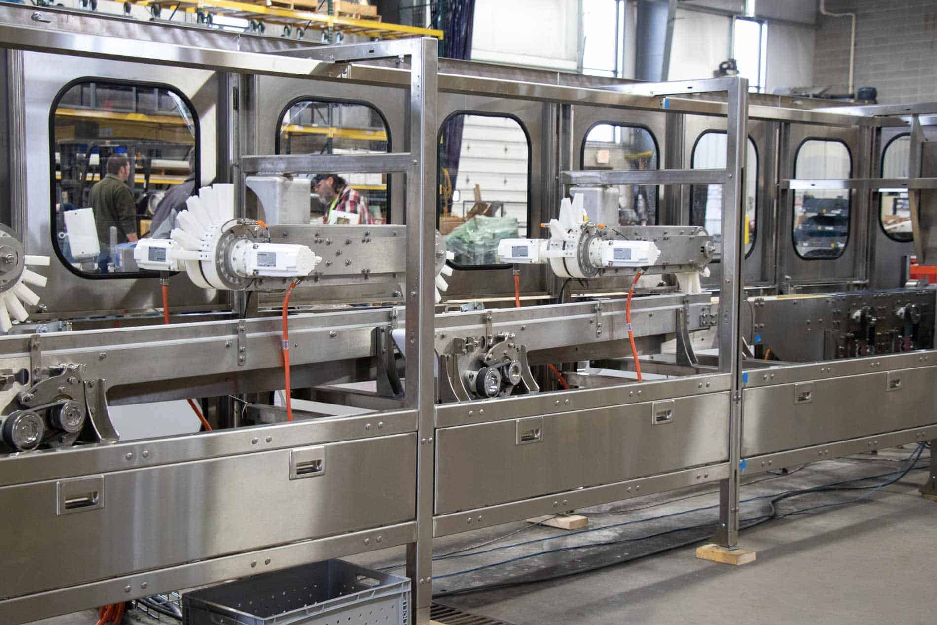 You are currently viewing Conveyor lane diverters maximize downstream production resources
