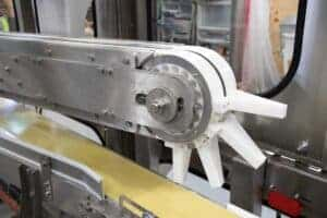 Read more about the article Sortation conveyors ensure wrappers keep pace with product flow